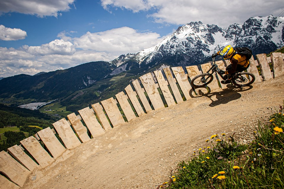 Mountainbiken in Saalfelden-Leogang