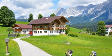 Naturhotel - Hoteltyp: BIO-Pension - Steiermark - BIO-Pension Aussacher