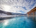 Biohotel: Sky Spa Rooftop Pool - Holzhotel Forsthofalm